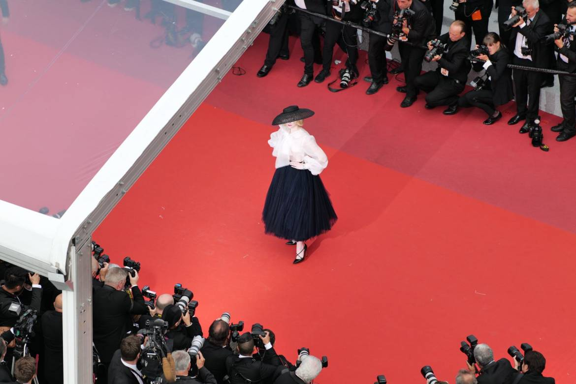 Cannes Film Festival over the years
