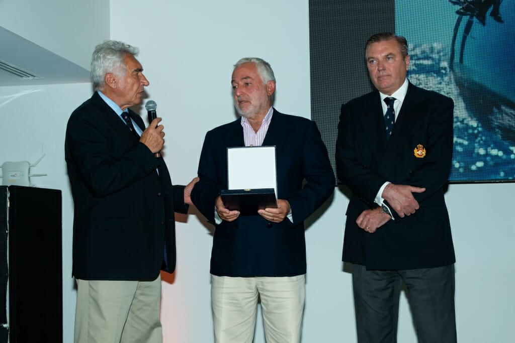 """Photo of Luca Bassani's """"perfect season"""" makes sailing a high-tech performance inspired by a true sea passion"""