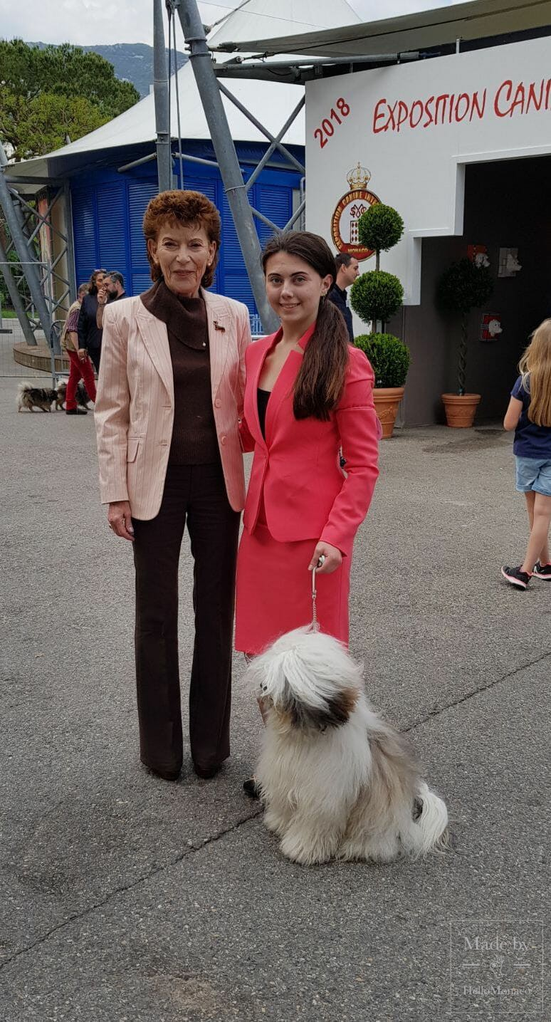 2018 Monaco International Dog Show