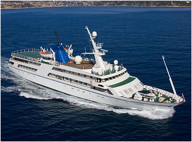 Photo of Inside Saddam Hussein's $100-million 82-metre megayacht and other yacht news