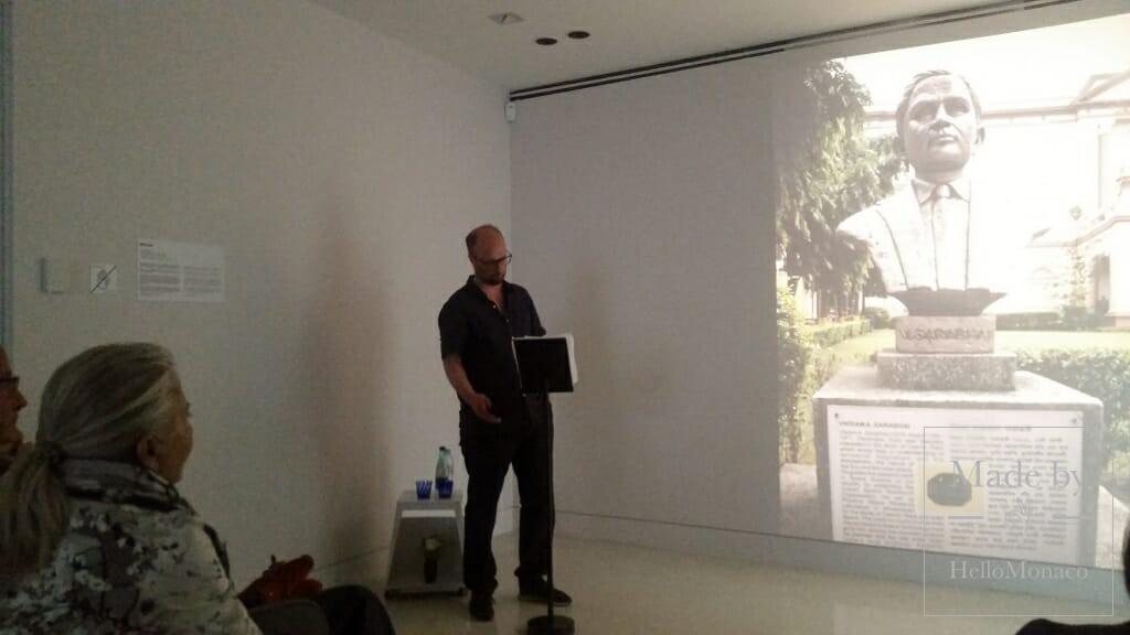 "Photo of Villa Paloma: Vikram Sarabhai relived through an exclusive ""photovoice"" by the artist Matti Braun"