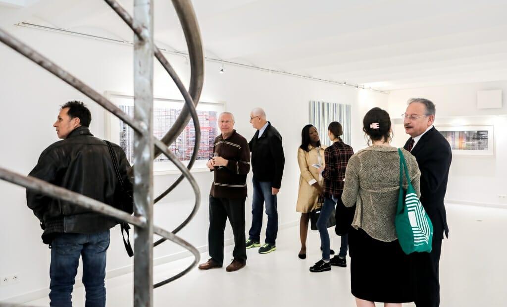 L'Entrepôt- Daniel Boeri Art Gallery