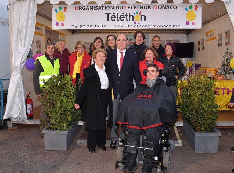 Photo of Telethon Monaco 2017 raised almost 90 millions euros