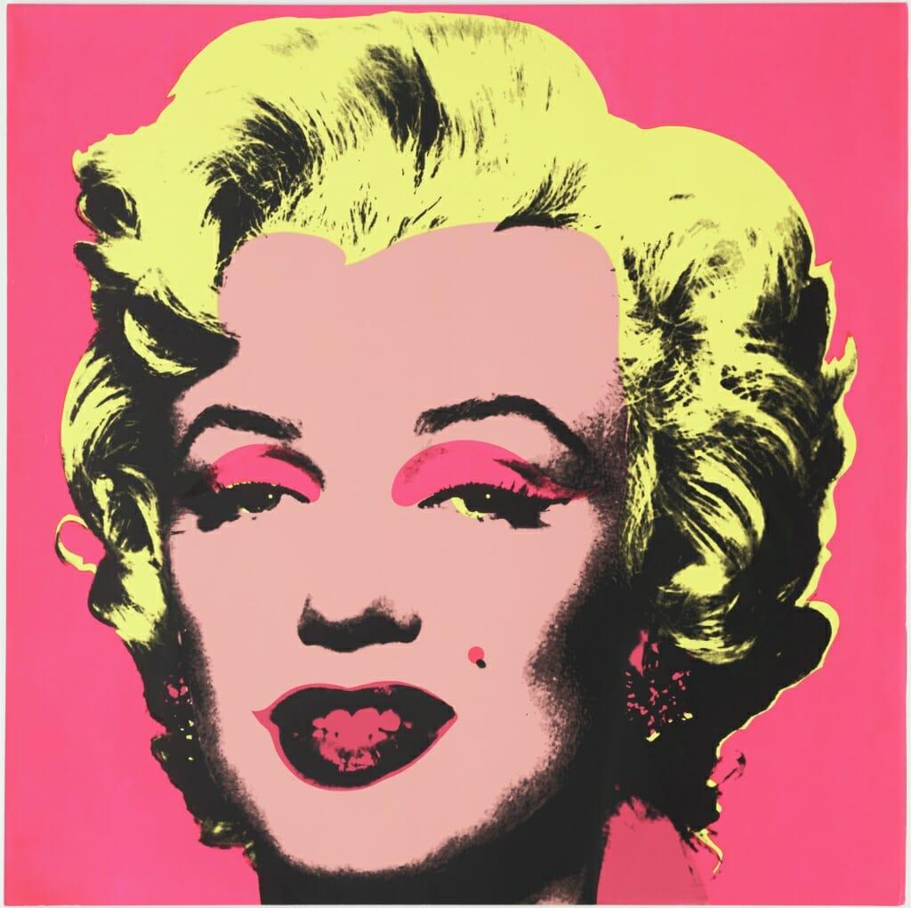 Andy Warhol, Ribolzi Gallery