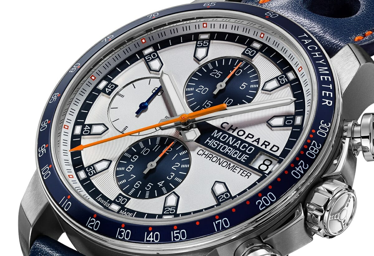 Photo of Chopard Releases limited edition Monaco Historic Grand Prix Watches