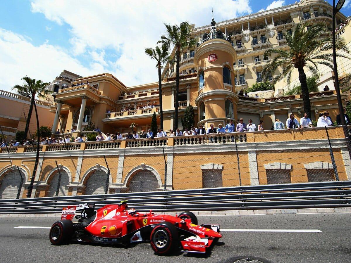 Grand Prix Monaco car