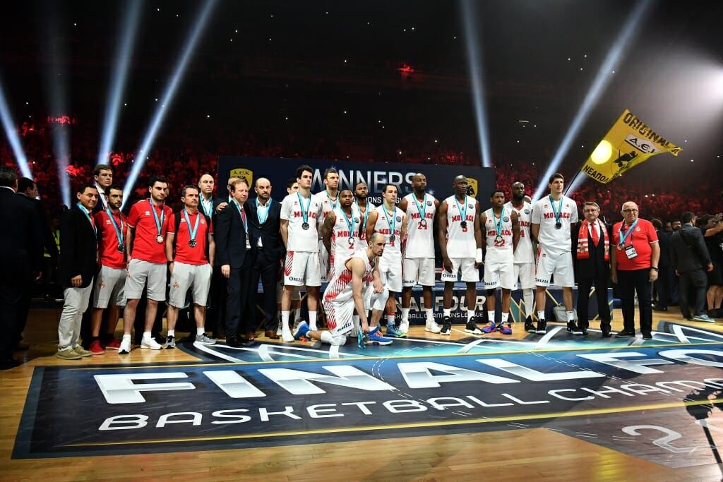 Photo of Athens win Champions League, Roca take home Silver