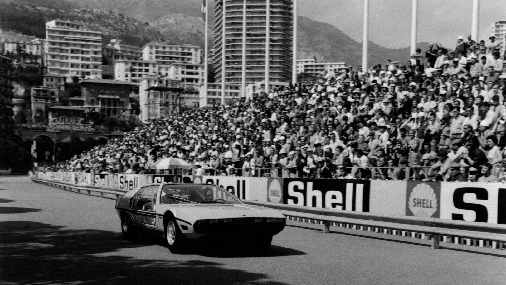 Marzal at Monaco Grand Prix 1967