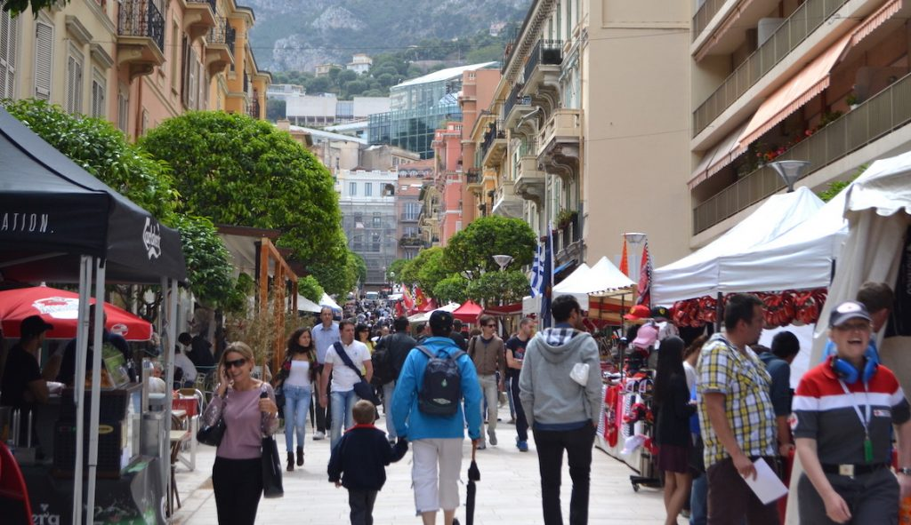 Photo of Monaco's Grand Prix brought in €90 million and other Monaco news