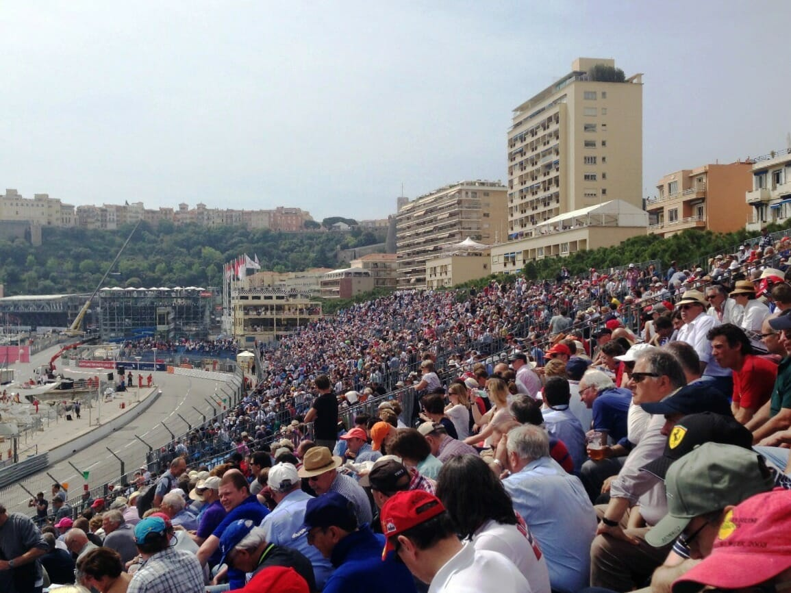 Monaco Stands