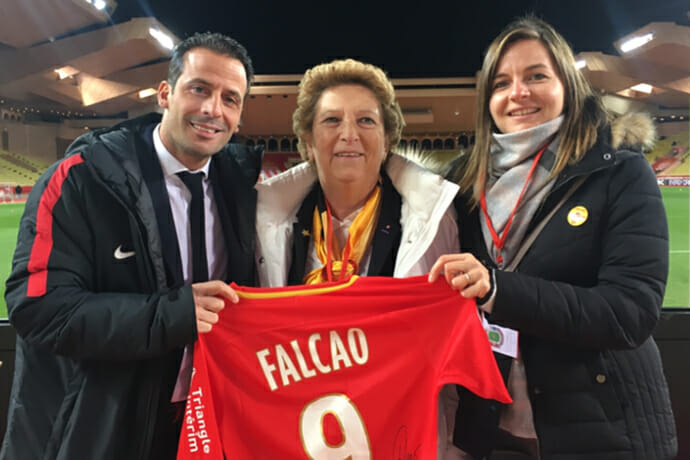 AFM Téléthon Monaco