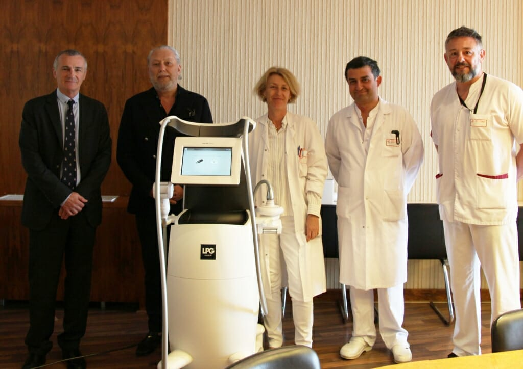 New Scar Treatment Technology at Princess Grace Hospital