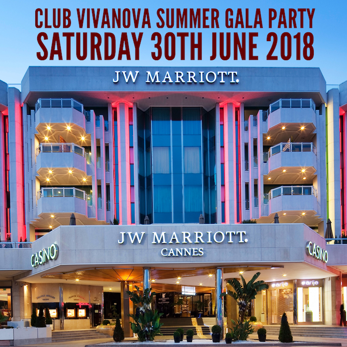 Rooftop Summer Gala Party with Club Vivanova