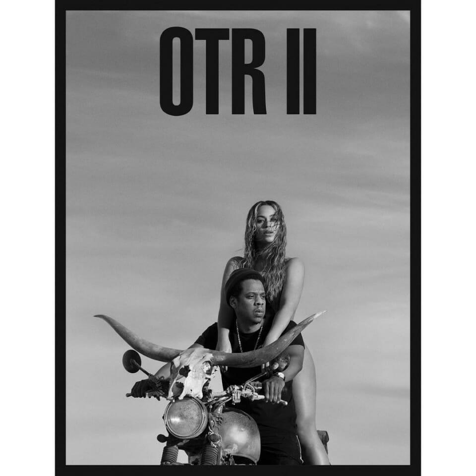 Концерт Beyonce и Jay-Z в Ницце