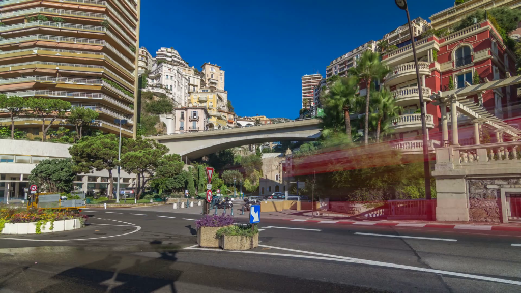 Photo of Traffic And Bus Improvements On Boulevard Des Moulins – It's a Go