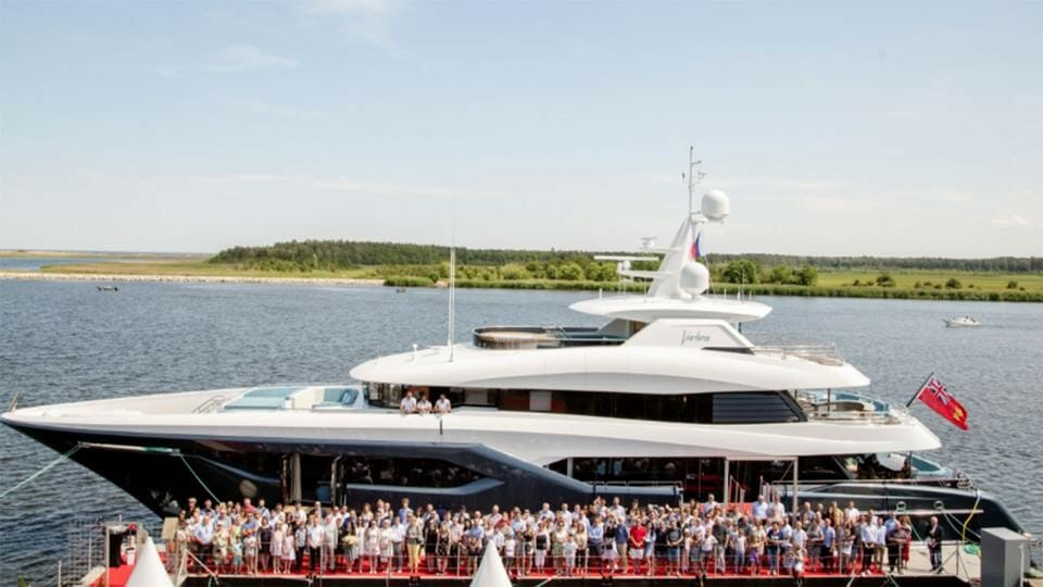 superyacht Viatoris