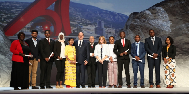 11th Prince Albert II of Monaco Foundation Award Ceremony