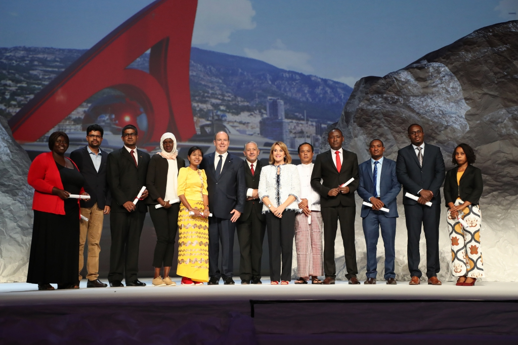 Photo of The 11th Prince Albert II of Monaco Foundation Award Ceremony reaffirmed the urgent need to protect the Earth Ecosystem through a global participated action