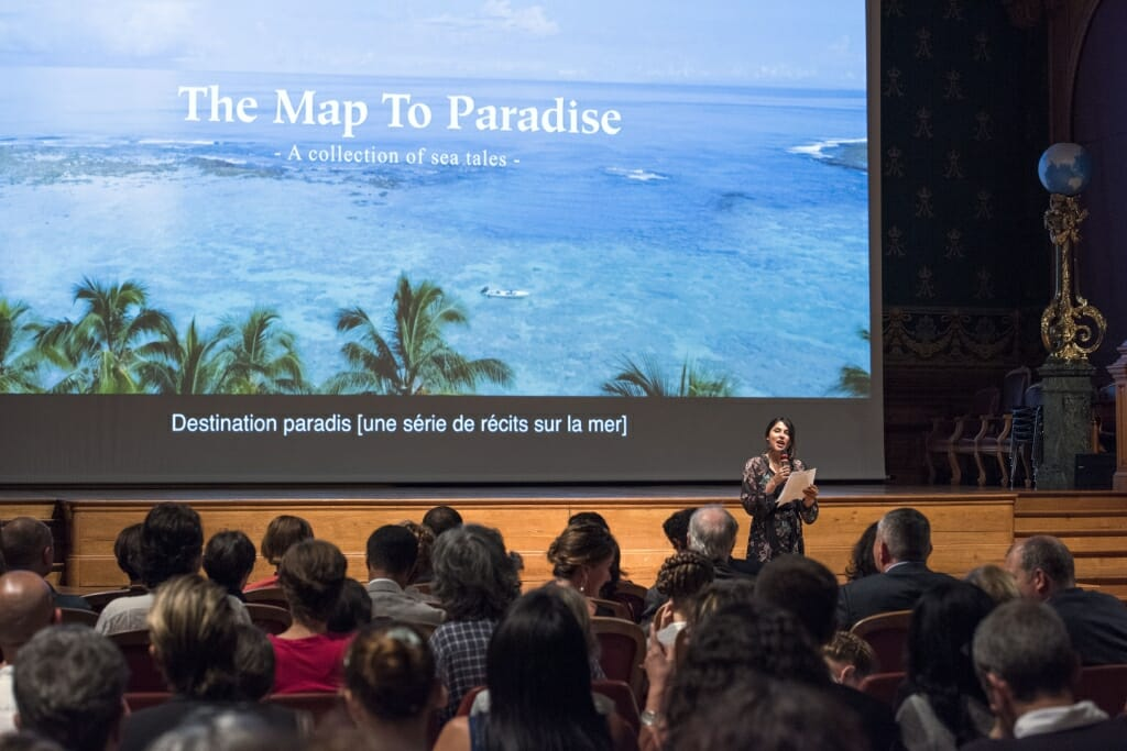 """The Map to Paradise"" screening"