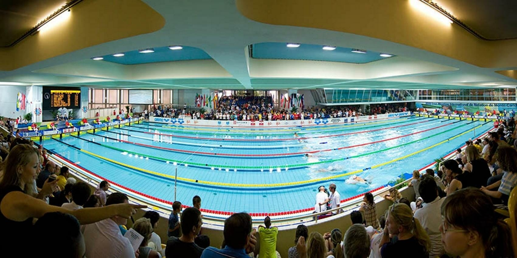 36th Monte-Carlo International Swimming Meeting