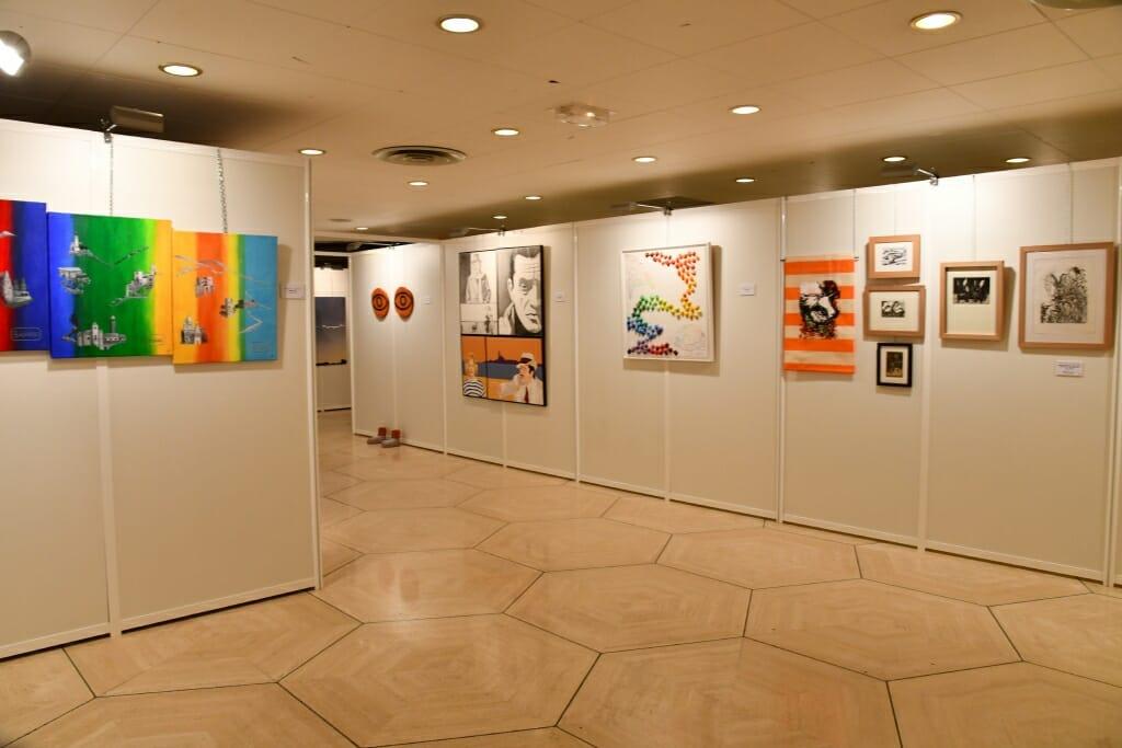 The Forum des Artistes de Monaco