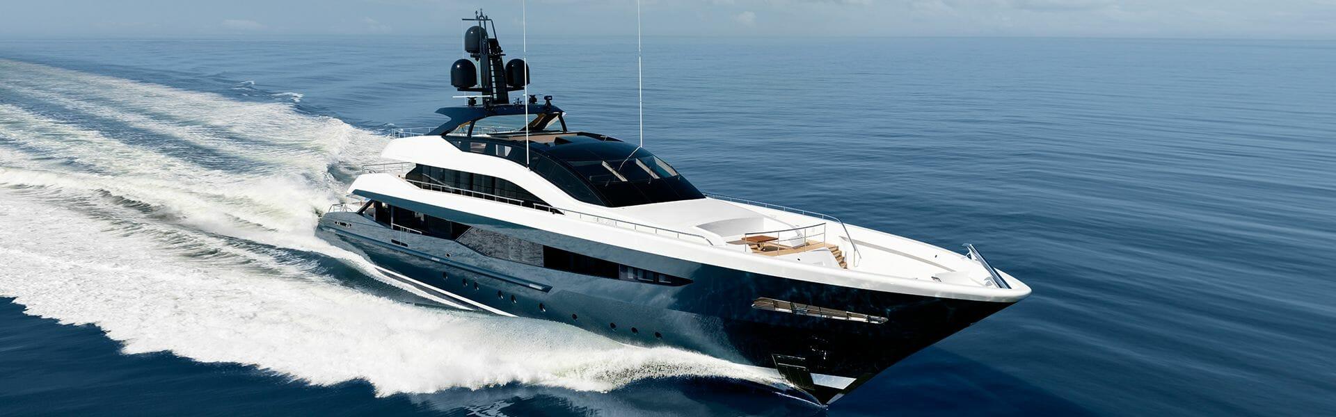 51-metre superyacht Irisha