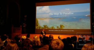 """""""The Map to Paradise"""" screening"""