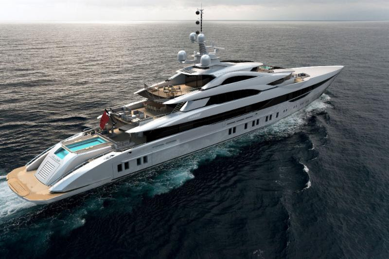 80-metre Bilgin superyachts