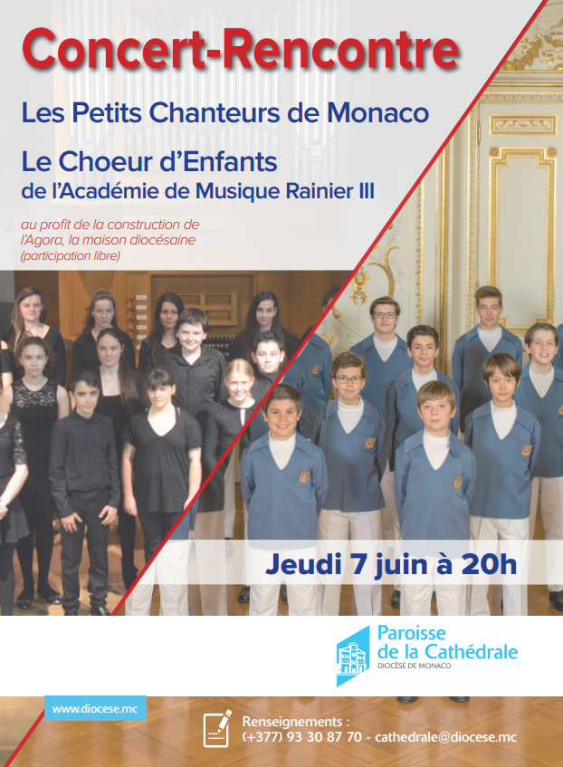 Concert by The Little Singers of Monaco