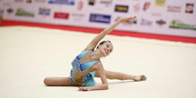 Monaco rhythmic gymnastics