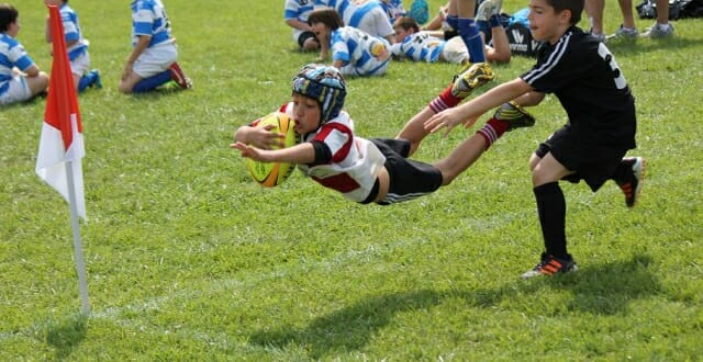 Monaco Rugby Kids Cup