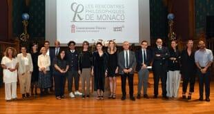 The Philosophical Meetings of Monaco' award