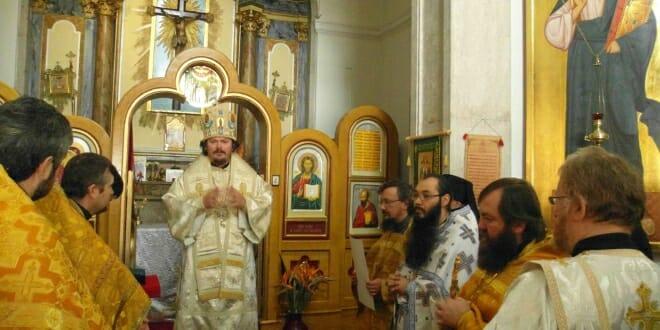 Russian Orthodox Church in Monaco