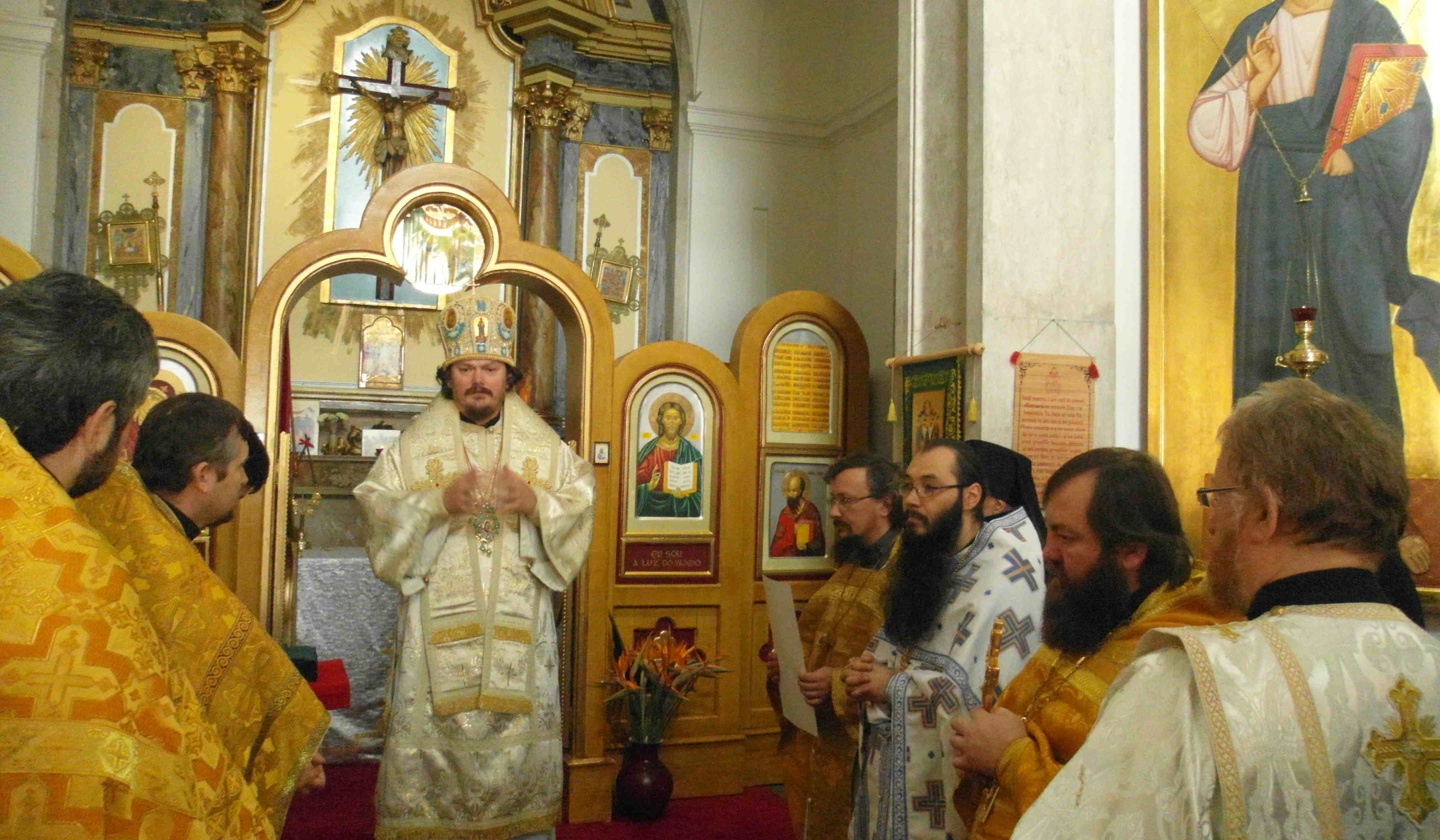 Photo of A Special Occasion for the Russian Orthodox Church in Monaco and for Monaco's Archbishop Barsi