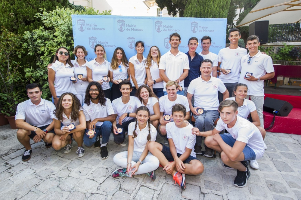 Photo of Monaco Sports Festival 2018 was held in a friendly atmosphere