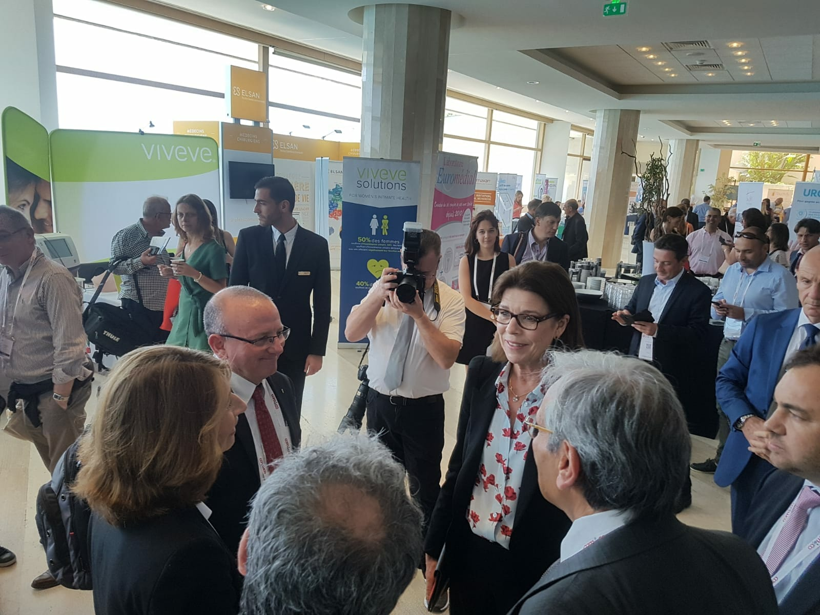 Princess Caroline e-HealthWorld 2018