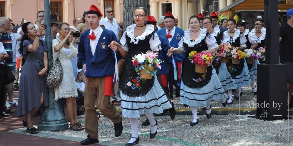 1-я Встреча исторических мест рода Гримальди: познание истории Монако через веселье