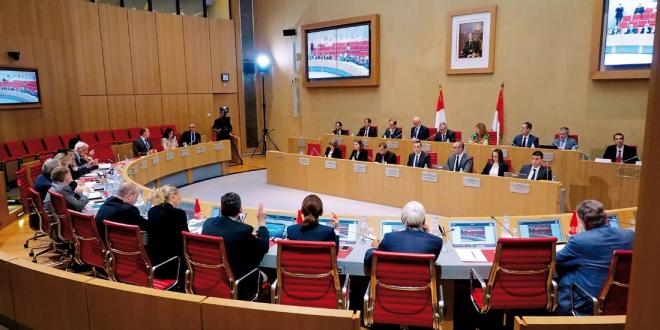 Пять новых законопроектов Монако