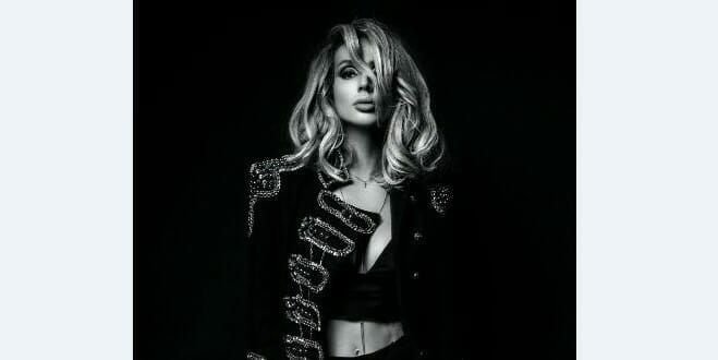 Photo of Russian superstar LOBODA live in concert first time in Monaco