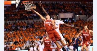 Roca Team заняла второе место на Чемпионате Франции по баскетболу