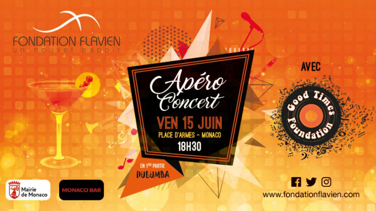 Charity aperitif concert