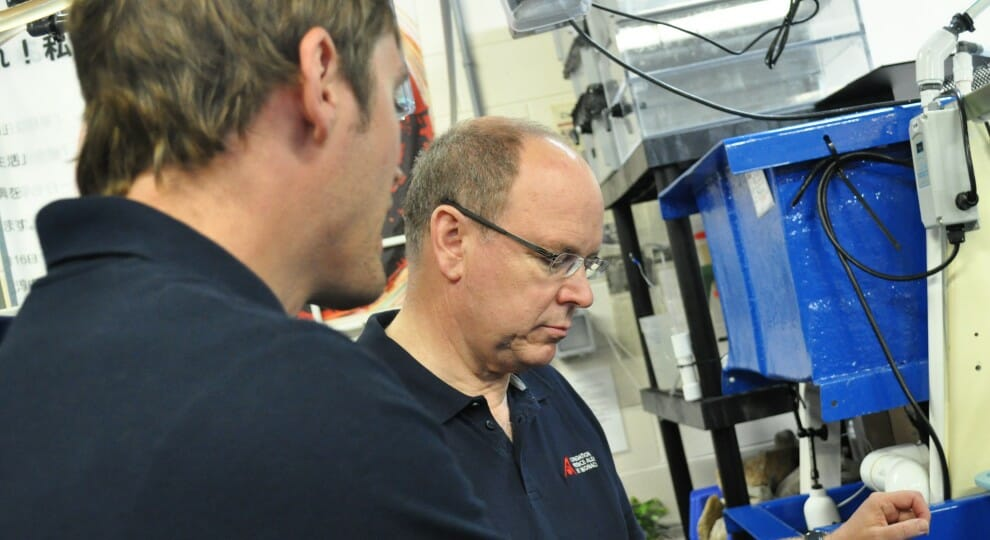 Photo of Prince Albert II Visits Marine Biological Laboratory in USA and other princely news