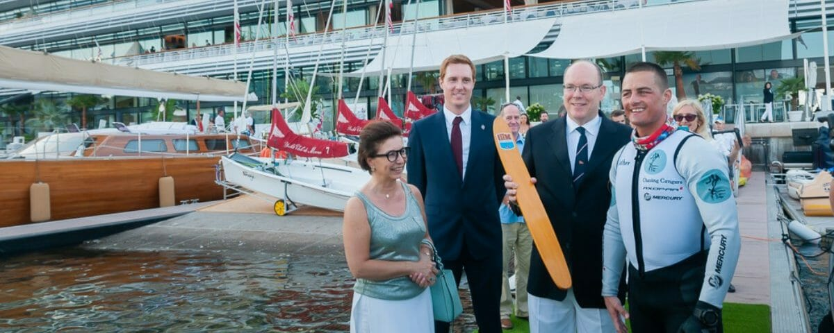 Photo of A New Water Ski Record on an Amazing Anniversary Visit to Monaco