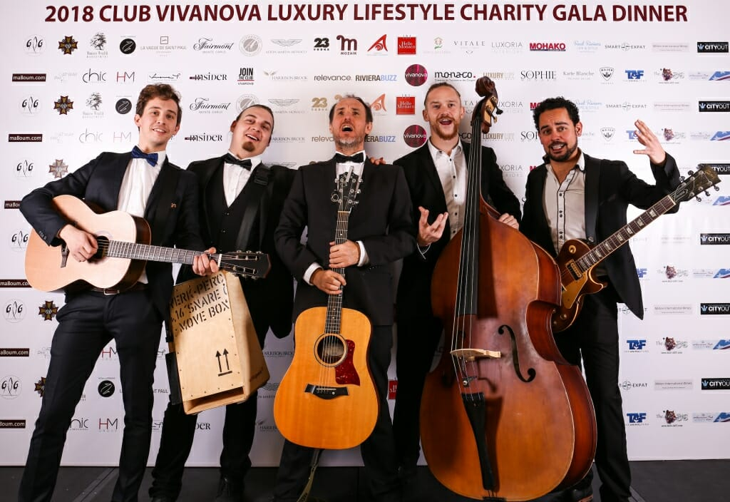 Luxury Lifestyle Gala Dinner and Charity Auction