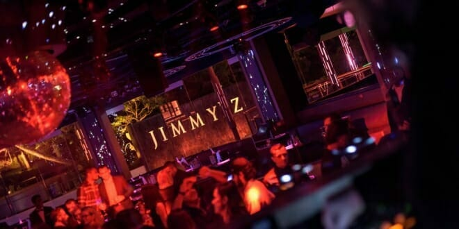 Jimmy'z Opening after Renovation