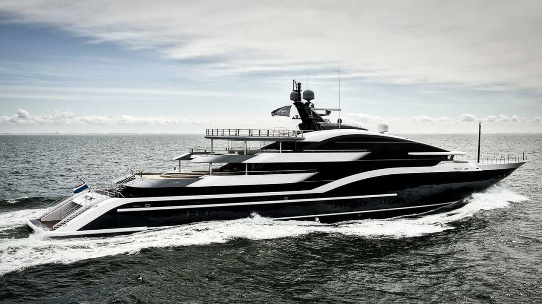 Project Shark by Oceanco