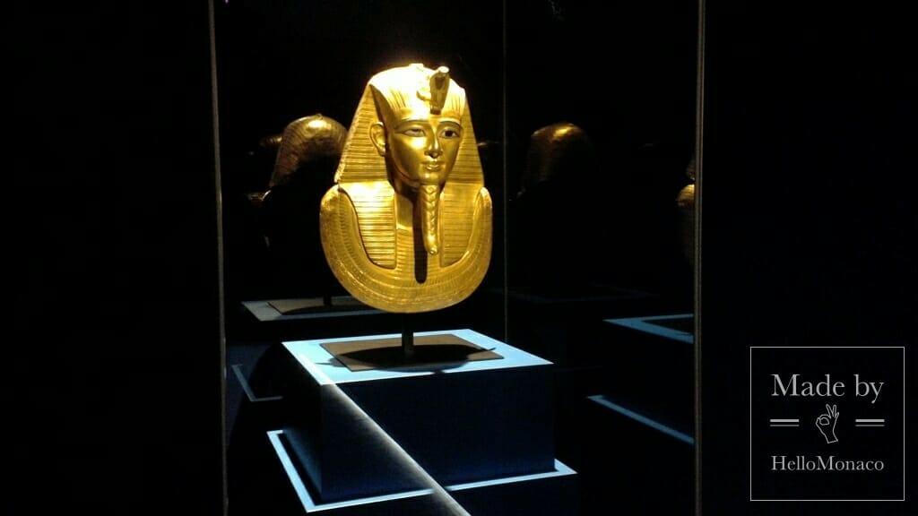 "Grimaldi Forum: ""The Golden Treasures of the Pharaohs"""
