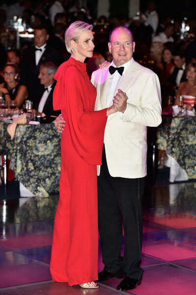 The Red Cross Ball