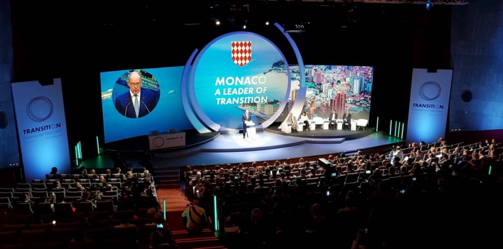 1st Monaco Transition Forum