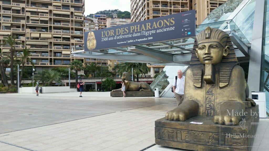 """Photo of Grimaldi Forum: """"The Golden Treasures of the Pharaohs"""" opens the doors to the most intriguing side of the Ancient Egypt"""